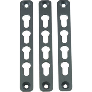 Manticore Key-Mod Panels for Transformer Handguard Polymer Black 3 Pack
