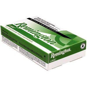 Remington UMC .22-250 Remington Ammunition 20 Rounds JHP 50 Grains 23813