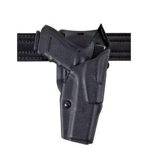 Safariland 6395 GLOCK 17, 22 with Light Duty Retention Holster, Right Hand, STX Hi Gloss Black
