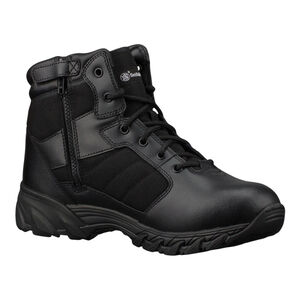 Smith & Wesson Footwear Breach 2.0 Side Zip Boot Mens 7 Regular Black