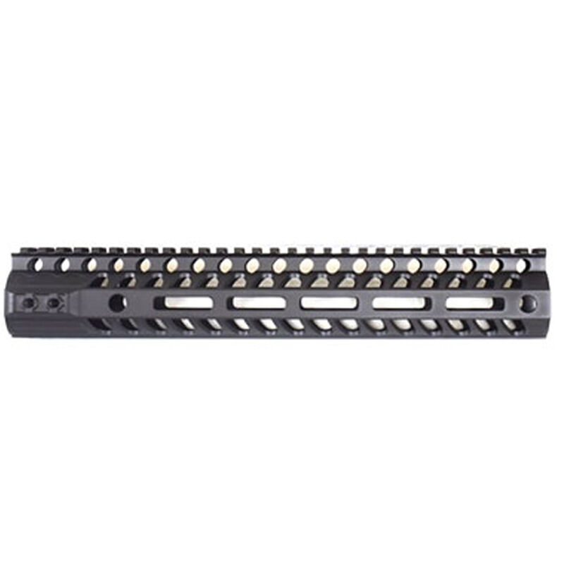 "2A Armament AR-15 Aethon Rail 15"" M-LOK Compatible Free Float Hand Guard 6061 Extrusion Aluminum Hard Coat Anodized Matte Black"