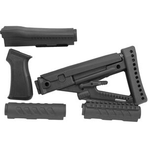ProMag Archangel OPFOR Furniture Set Yugo PAP AK-47 Style Rifles Polymer Black AAPAP