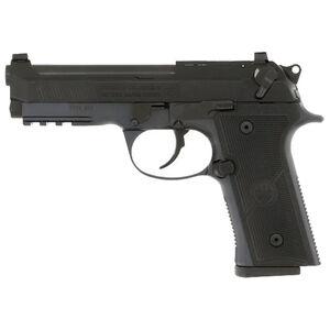 "Beretta 92X RDO FR Centurion 9mm Luger Semi Automatic Pistol 4.25"" Barrel 15 Rounds Optic Cut Slide High Visibility Sights Black Finish"