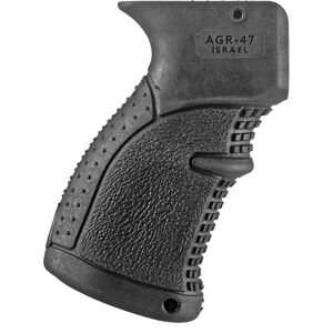 FAB Defense AK-47 Rubberized Ergonomic Pistol Grip Polymer Black