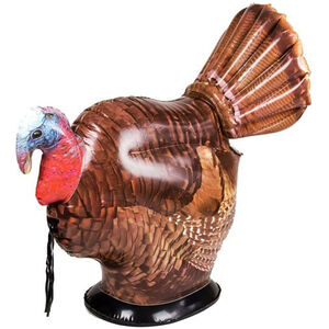 NXT Generation Toys 3 D Turkey Target Inflatable Printed Gobbler