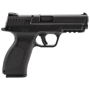 "EAA GiRSAN MC28SA 9mm Luger Semi Auto Pistol 4.25"" Barrel 15 Rounds Polymer Frame Blued And Matte Black"