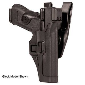 BLACKHAWK! 1911 Level 3 Serpa Auto Lock Holster Right Hand