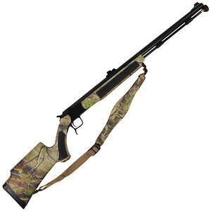 "CVA Accura V2 Nitride Barrel Break Action Black Powder Rifle .50 Caliber 27"" Barrel RealTree APG Synthetic Stock Black Nitride Finish PR3125N"