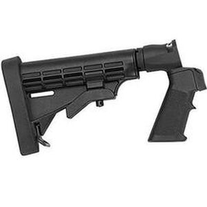 Mossberg FLEX Series 6 Position Tactical Stock Polymer Black 95219