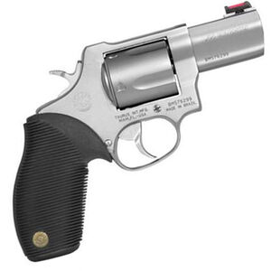 "Taurus Tracker 44 .44 Mag Double Action Revolver 2.5"" Barrel 5 Rounds Stainless Steel"