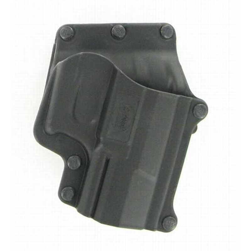 Fobus Belt Holster Walther P22 Right Hand Polymer Black WP22BH
