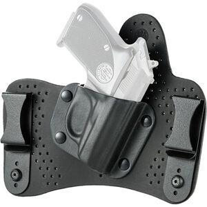Beretta Hybrid IWB Holster Fits Beretta Tomcat/Bobcat Right Hand Leather/Polymer Black