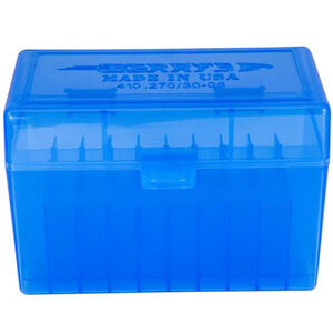 Berry's Ammo Box 50 Round .270 Win/.30-06 Sprg and Similar Blue