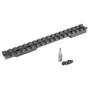 EGW Winchester XPR Long Action Picatinny Scope Mount 0 MOA Aluminum Matte Black