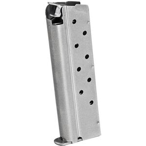 Springfield Full Size 1911 8 Round Mag .40 S&W Stainless