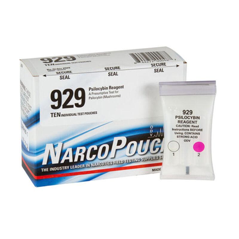 Psilocybin Reagent Narco Pouch Psilocybin Test 10 Pouches