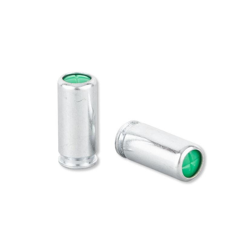 MAXXTech 9mm PAK Zinc Plated Steel Blanks 50 Rounds