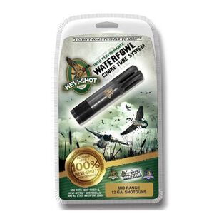 HEVI-Shot 20 Gauge Rem Choke Extended Range Waterfowl Choke Tube Stainless Steel