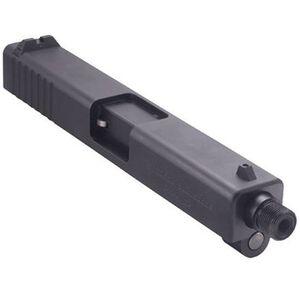 Tactical Solutions TSG-22 GLOCK 17/22 Rimfire Conversion Slide .22 Long Rifle Threaded Matte Black Finish