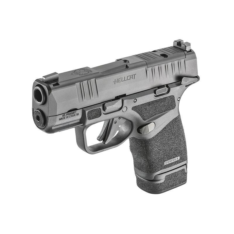 "Springfield Armory HELLCAT OSP 9mm Semi-Auto Pistol 3"" Barrel Optics-Ready Manual Safety 13 Rounds Black"