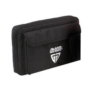 "Plano Tactical Soft Pistol Case Large 14.5""x9.5"" High Density Foam 600D Nylon Black"