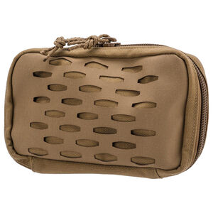 Sentry Electronics Pouch Tactical MOLLE Nylon Coyote Brown