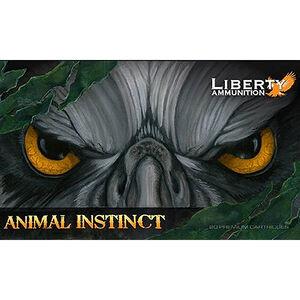Liberty Animal Instinct .300 Blackout Ammunition 20 Rounds 96 Grain Lead Free Copper HP 2500fps