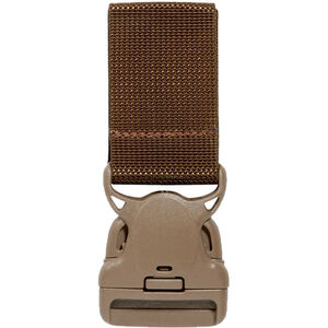 Safariland Quick Release Strap Fits Tactical Holster Nylon/Polymer Coyote Brown
