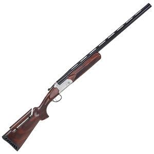 "Savage Stevens 555 Trap Compact 12 Gauge Break Action Shotgun 26"" Barrel Turkish Walnut Stock Semi Gloss Finish"