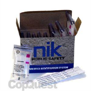 NIK Test D Narcotics Identification LSD Box of 10