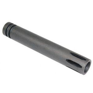 GuntecUSA AR-15 XM177 Style Flash Hider Steel Black Oxide