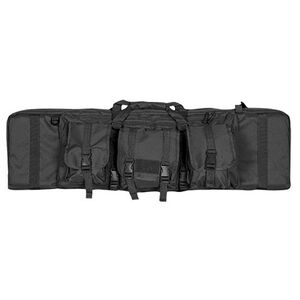 "Fox Outdoor Dual Combat Case 36"" Nylon Black 58-4691"