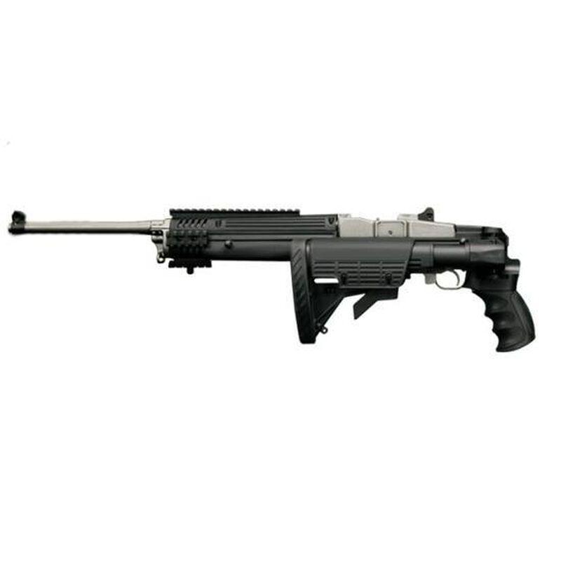 ATI Mini 14/30 Strikeforce Stock with Scorpion Recoil System Polymer Black  A 2 10 1210