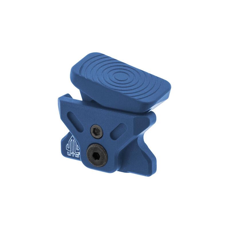 UTG M-LOK Angled Index Mount, Matte Blue