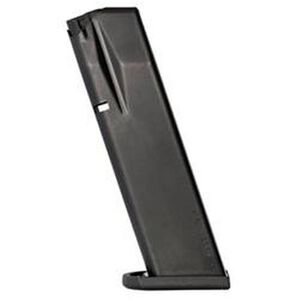 Mec-Gar EAA Witness Small Frame 9mm Magazine 17 Rounds Steel Black MGWIT9SFAFC