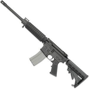 "Rock River LAR-15 CAR A4 5.56 NATO AR-15 Semi Auto Rifle 16"" Barrel 30 Rounds Optics Ready Carbine Length Handguard Collapsible Stock Black Finish"