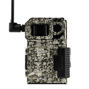 Spypoint Link-Micro LTE 10 MP Infrared 80 ft Camo