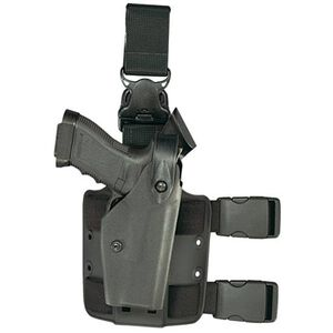 Safariland 6005 SLS Tactical Holster GLOCK 22 with X200 Right Hand STX Tactical Finish Black 6005-836-551