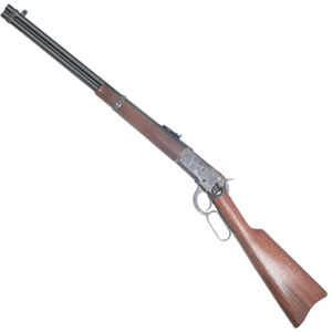 "Cimarron Firearms 1892 Carbine .44 Magnum Lever Action Rifle 20"" Barrel 10 Round Color Case Hardened/Blued Walnut Stock"