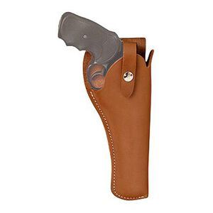 Hunter Company SureFit Unlined Belt Holster Size 3 Right Hand Leather Brown 22103