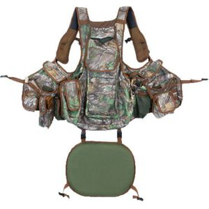 Hunter's Specialties Strut UnderTaker Turkey Vest Camo