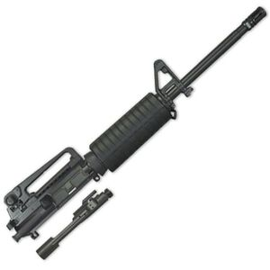 """Windham Weaponry AR-15 Complete Upper Assembly .223 Rem/5.56 NATO 16"""" Heavy Barrel Carbine Length Gas System Fixed Front Sight Removable Carry Handle UR16A4B"""