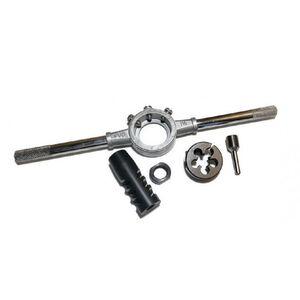DELTAC Backfire Muzzle Brake 9/16-24 Complete Threading Kit