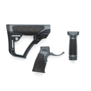 Daniel Defense AR-15 Buttstock/Pistol Grip/Vertical Foregrip Combo Mil-Spec Tornado Finish