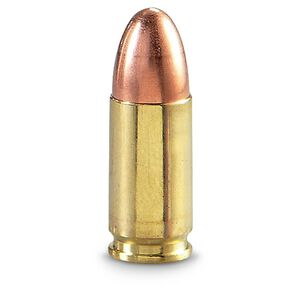 9mm Brass Ammo 50 Rounds JHP 115 Grain Top Quality Loads