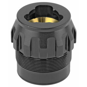 Dead Air Armament 3 Lug Adapter For Wolfman/Ghost-M/Wolf-9SD Matte Black