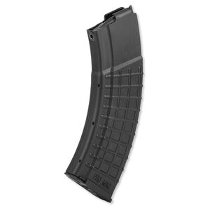 ProMag Ruger MINI-30 7.62X39 Magazine 30 Rounds Polymer Black RUG-A12