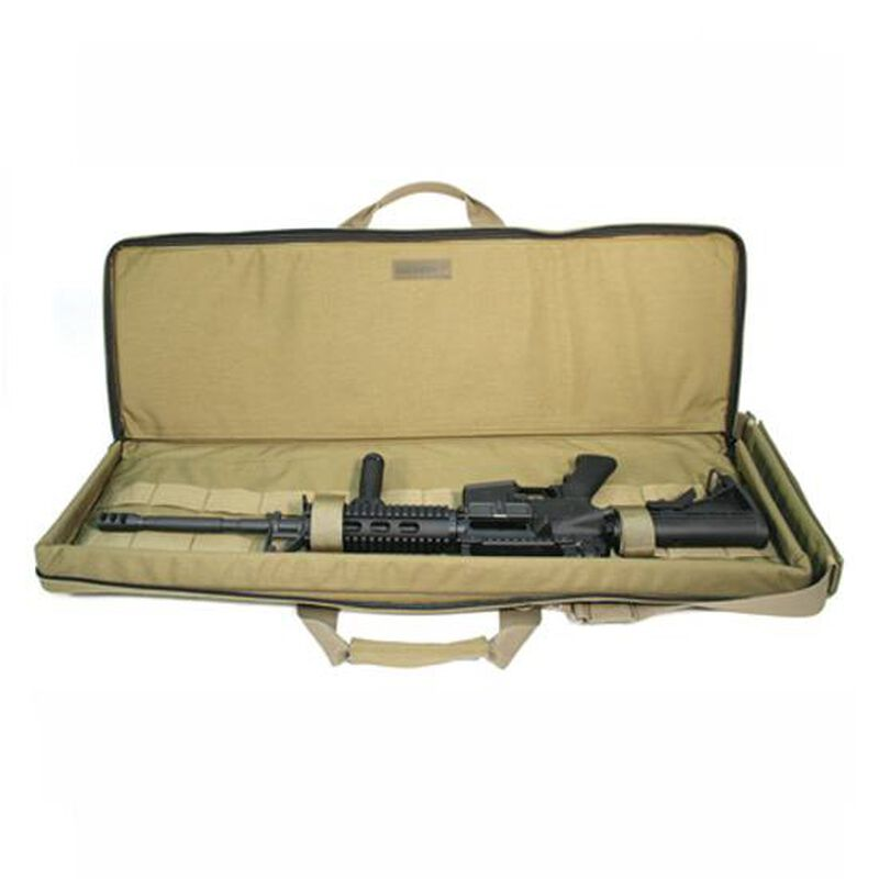 "BLACKHAWK! Homeland Security Discreet Rifle Case 40"" Nylon Coyote Tan 65DC40DE"
