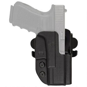 Comp-Tac International Holster fits SIG Sauer P320X Compact OWB Right Handed Kydex Black