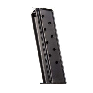 Auto Ordnance 1911 Magazine 9mm Luger 9 Rounds Non-Removable Baseplate Blued Finish